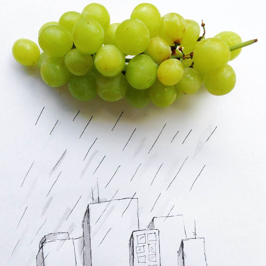 هنر استفاده از اشیاء روزمره