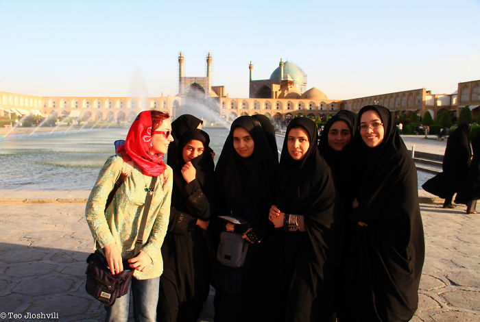 Few Reasons Why You Should Put Iran In Your Bucket List