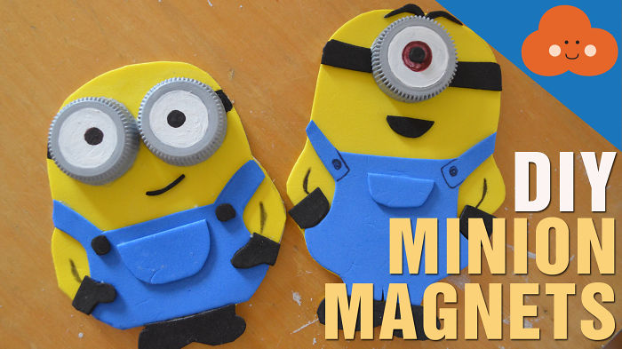 Minion Magnets By Orangecloud