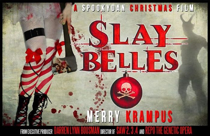 Meet Slay Belles,the Most Unique And Bizarre Women-focused Horror Film You've Ever Seen.