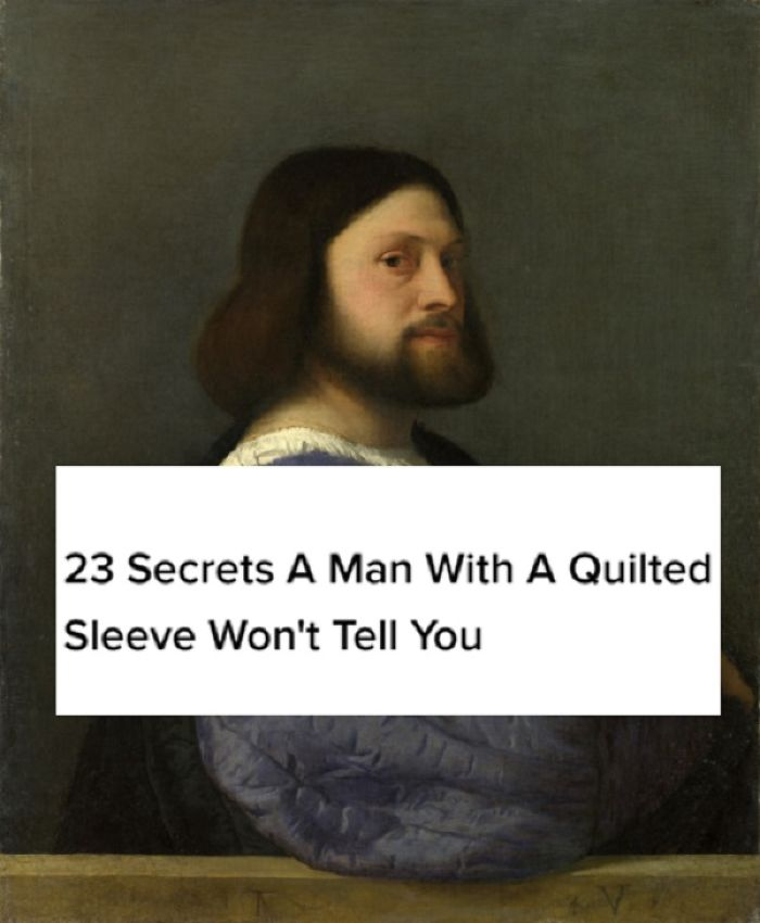 Classical Art Made Better With Buzzfeed Headlines