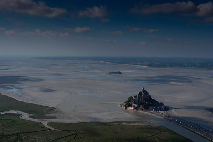 Normandy: Aerial View Of France's Most Beautiful Landscapes
