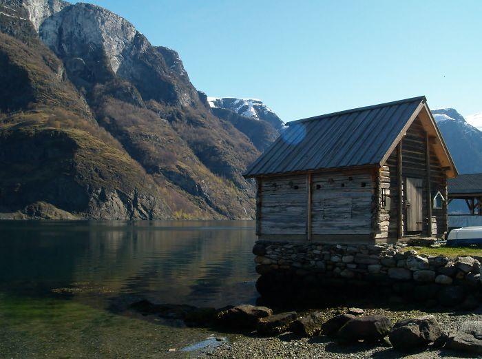 Fisherman Hut, Undredal