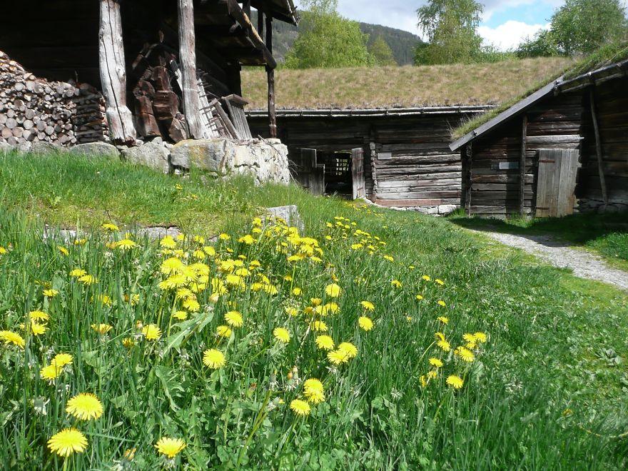 De Heibergske Samlinger - Museum In Kaupanger, Norway