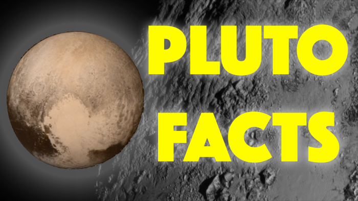 8 Awesome Facts About Pluto