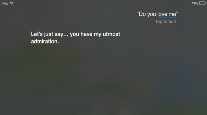 #funnysiri – When You Ask Questions To Siri And Siri Decides To Be Funny Than Informative