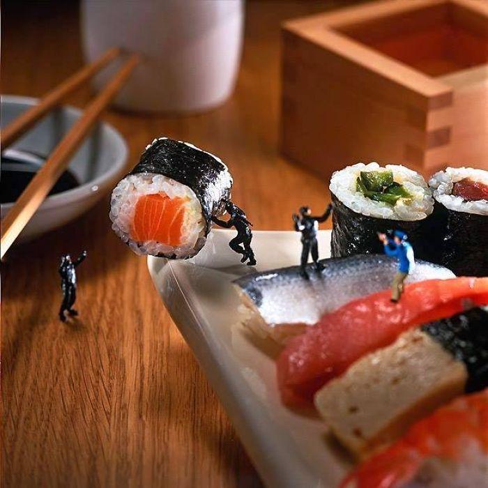 Sushi Thieves