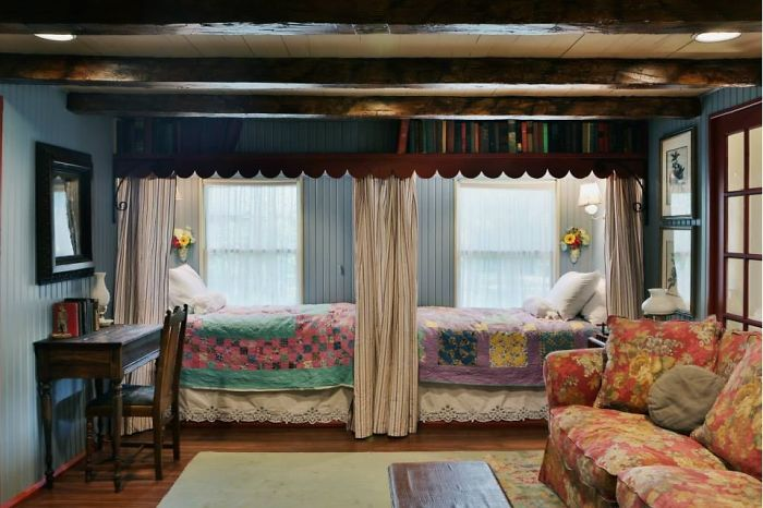 Swedish Cubby Beds  *carmen Troesser