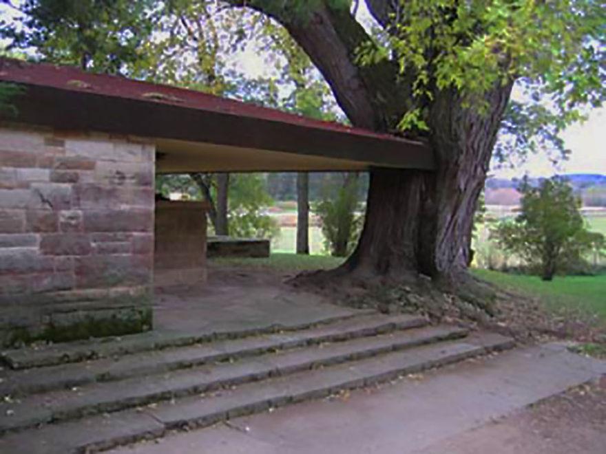 Frank Lloyd Wright - Taliesin East, Wisconsin