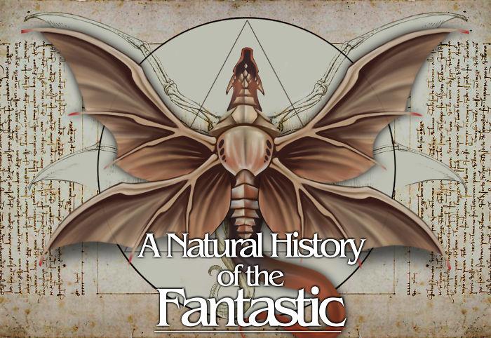The Anatomy Of Fantasy Creatures