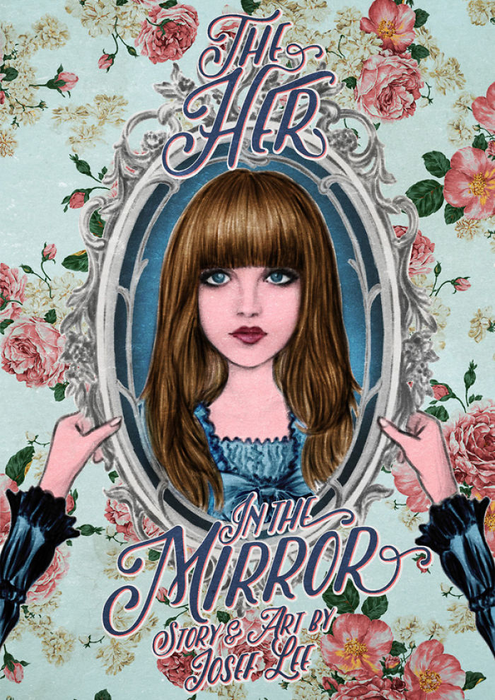 The Her In The Mirror: My Short Illustrated Story