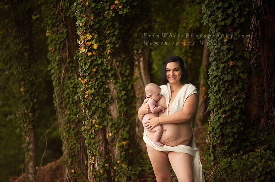 Women In The Wild: Mothers Tell Their Breastfeeding Stories To ...