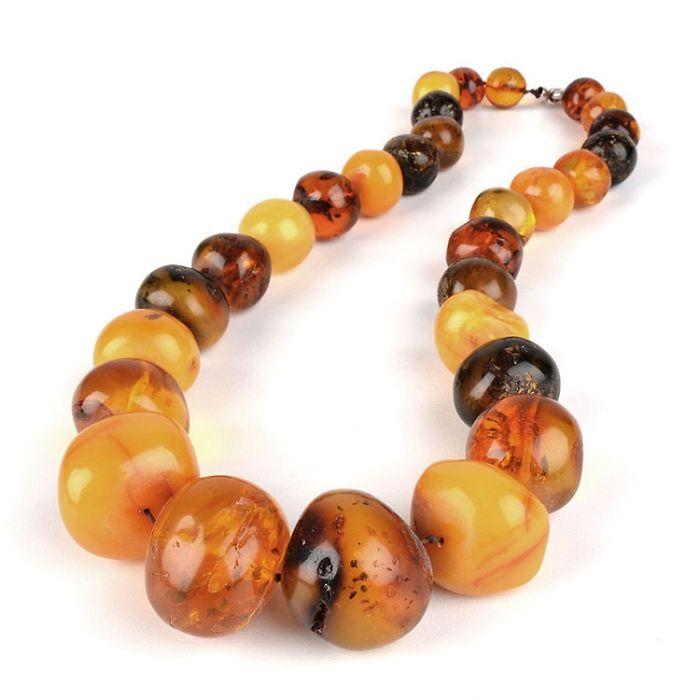 $2,000.00 Vintage Amber Necklace