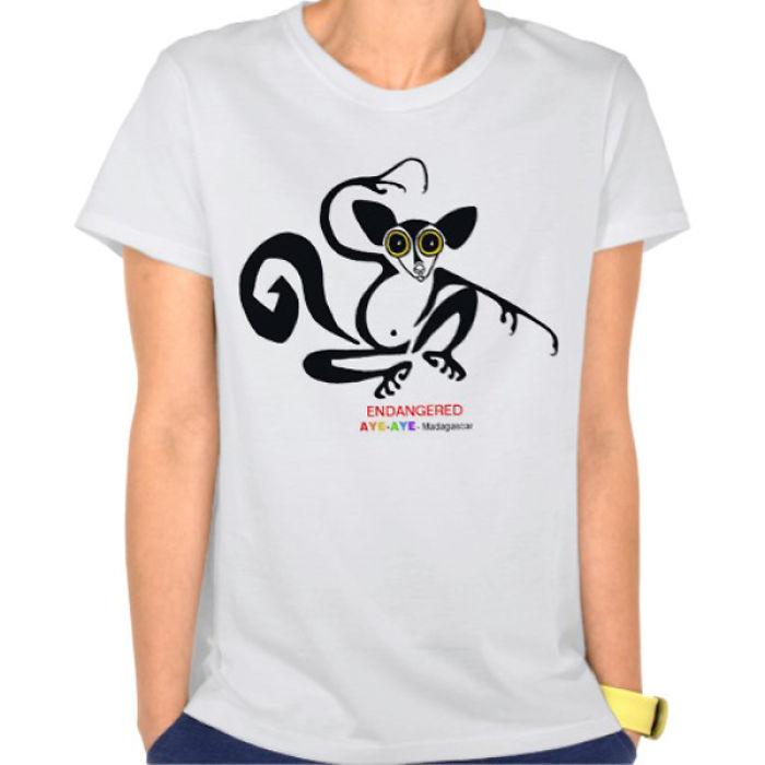 Aye-aye T'shirts