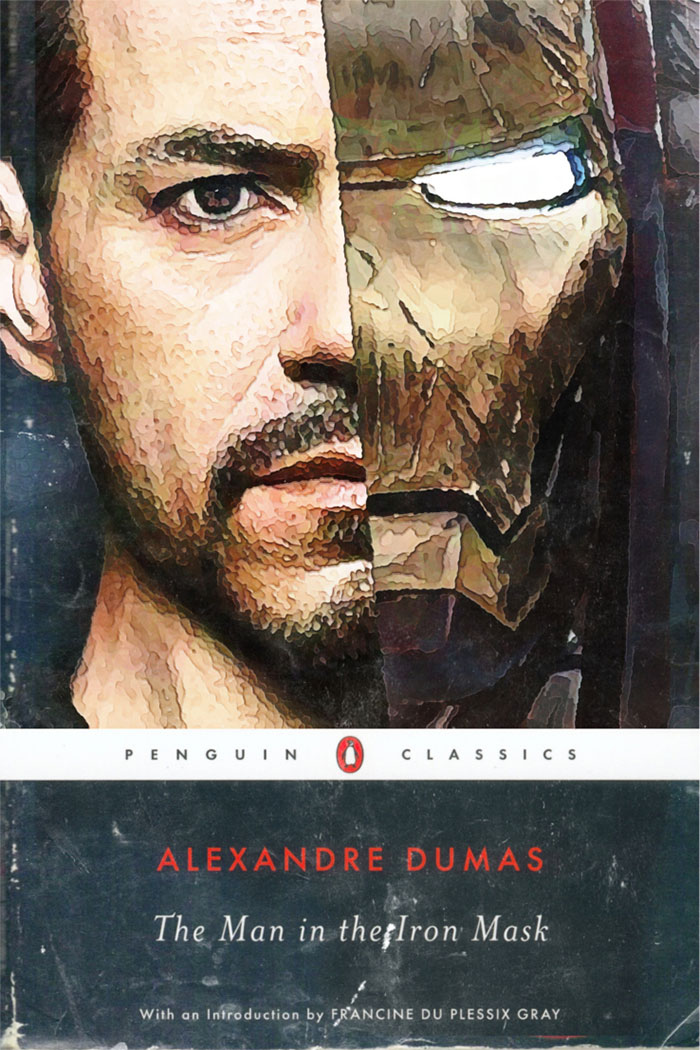 TV And Movie Icons Invade These Classic Novel Covers