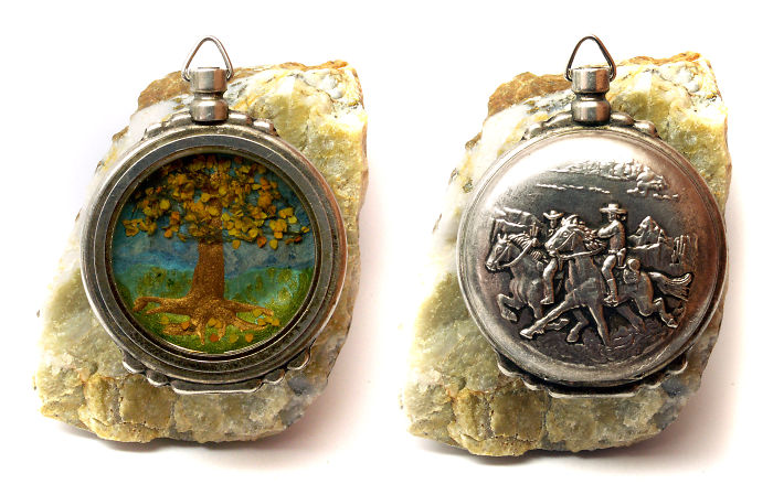 Mini Tree In Watches – Jewelry From Poland