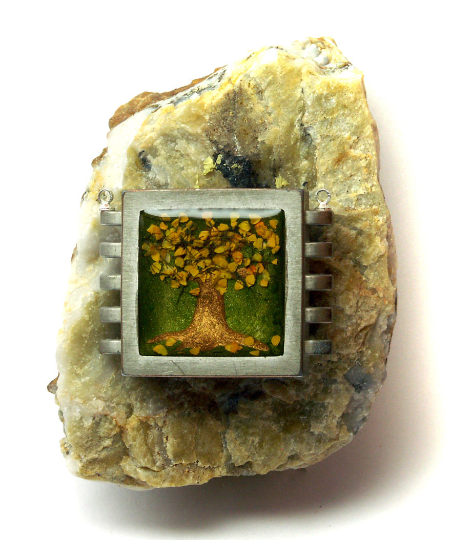 Mini Tree In Watches - Jewelry From Poland