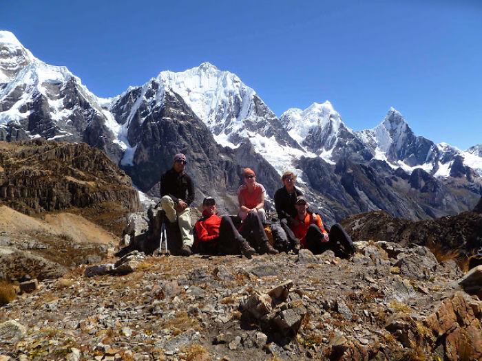 Cordillera Huayhuash Trekking – Peruvian Mountains