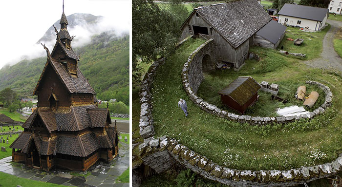 87 Pics Of Fairy Tale Architecture From Norway