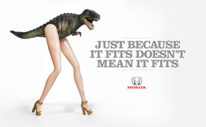 Funny Honda Ads Show Us Why We Should Always Use Original Parts