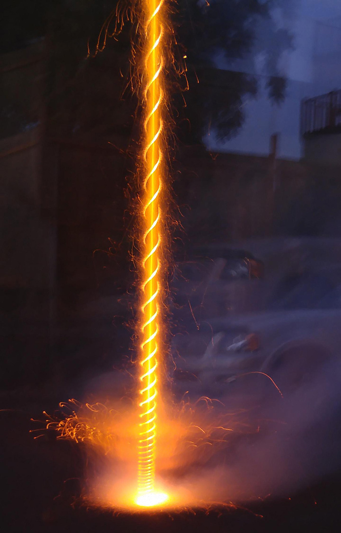 Perfectly Timed Picture Of My Firework