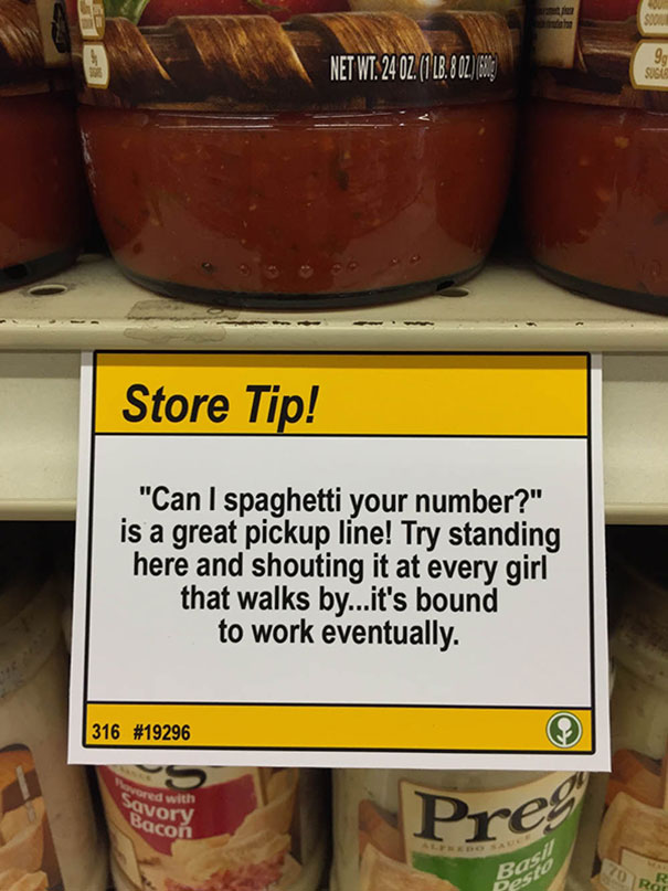hilarious-prank-fake-shopping-tips-grocery-store-obvious-plant-jeff-wysaski-9