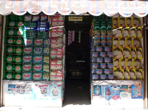 Small Shop In The Old City Of Cairo