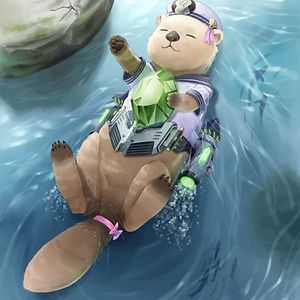 Adam The Otter