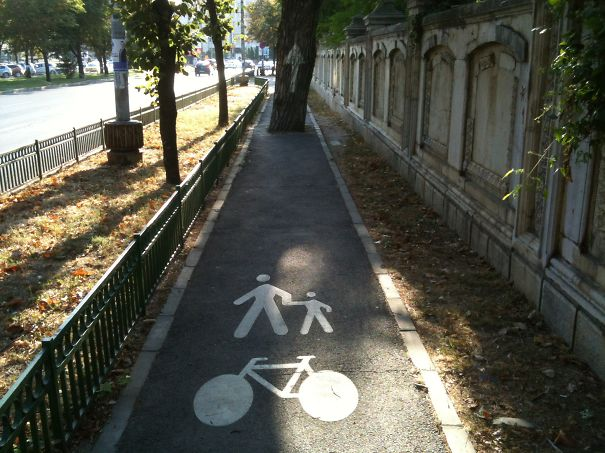 Bike Trail Romania