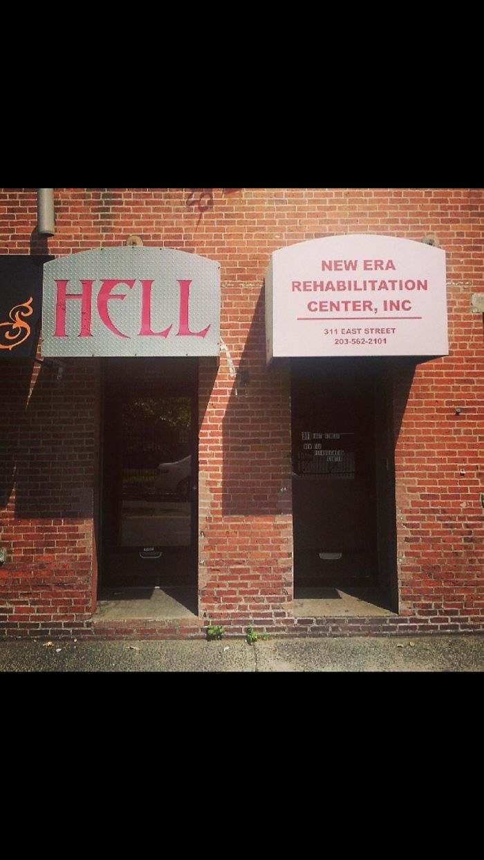 Hell Or Rehab?