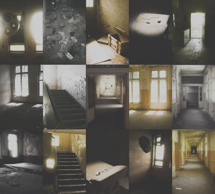 We Are Fascinated By Abandoned Places.