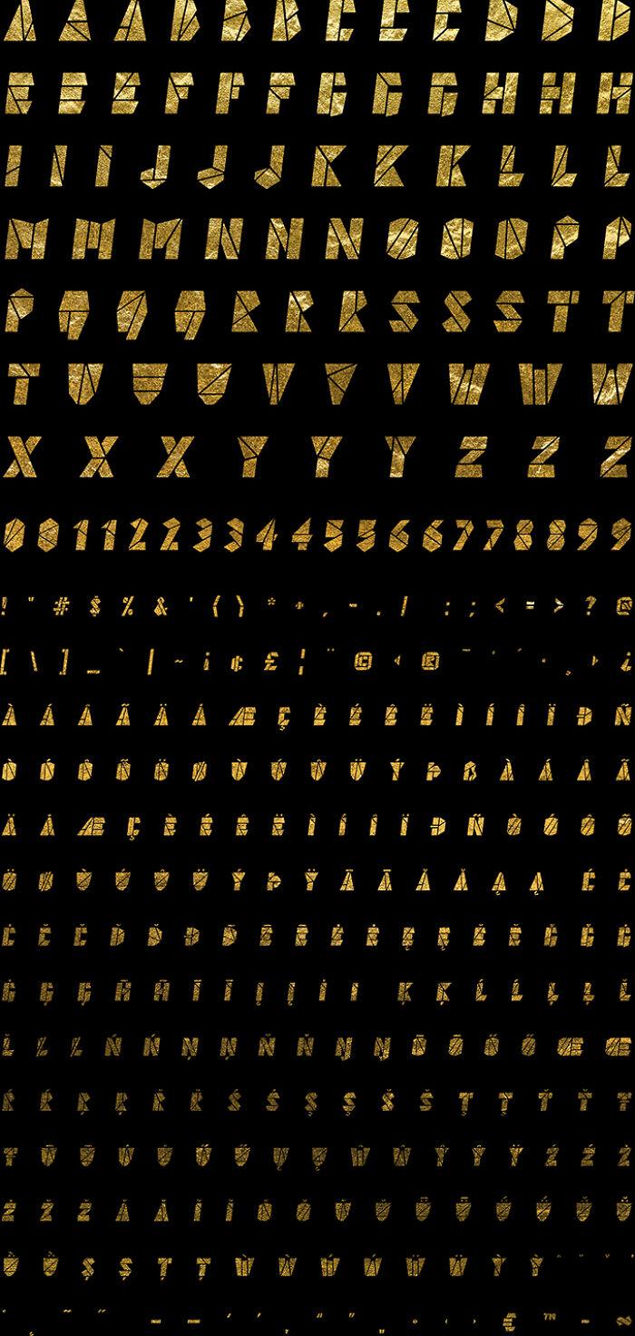 Designer Creates $50k Font For Kanye West