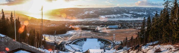Lillehammer Sky Jumping Station