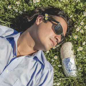 This Guy Took Engagement Photos With A Burrito