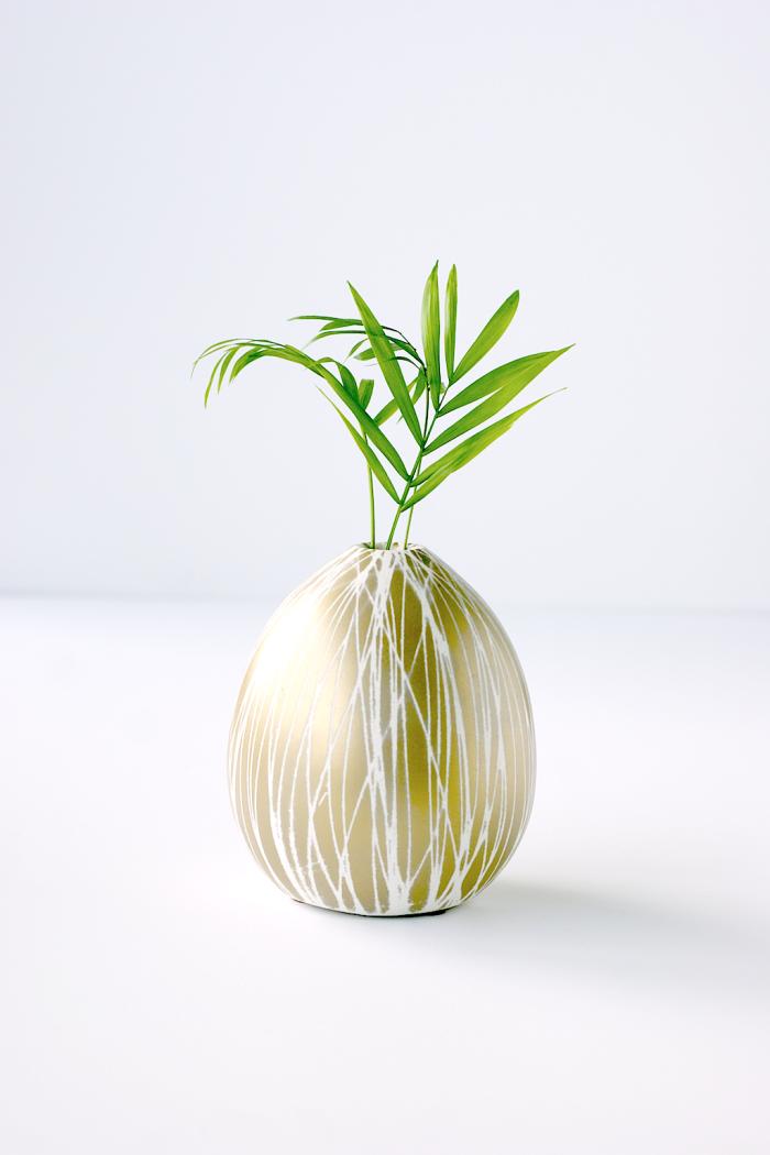 Modern Pineapple Vase