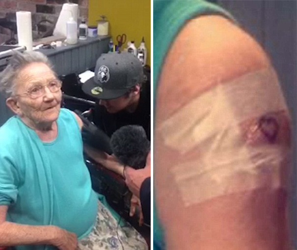 79-Year-Old Grandma Who Went Missing Was Found Getting Her First ...