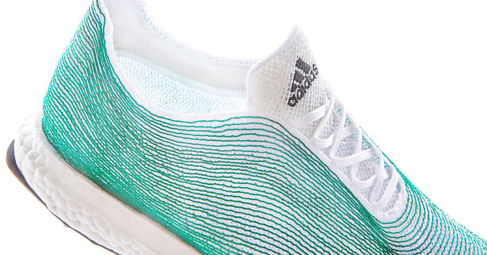 Adidas Makes Sneakers From Ocean Trash And Illegal Fishing