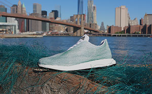 Adidas Makes Sneakers From Ocean Trash And Illegal Fishing Nets Taken From Poachers