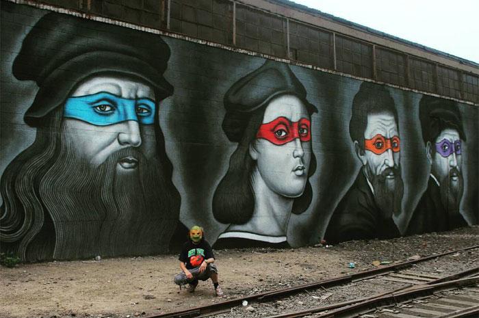 renaissance-artists-teenage-mutant-hero-turtles-mural-owen-dippie-new-york-66