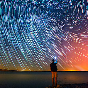 I Capture The Starry Skies Of Less-Polluted Places