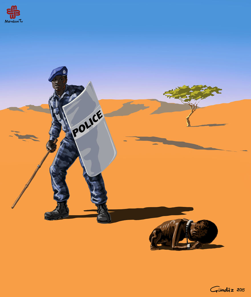 policeman of the world