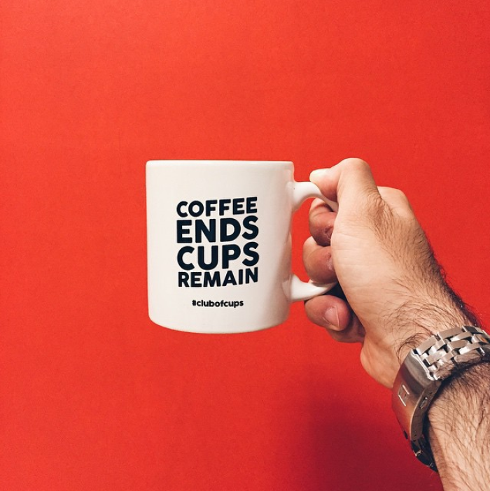 Clubofcups: An Instagram Account That Loves Cups A Lot