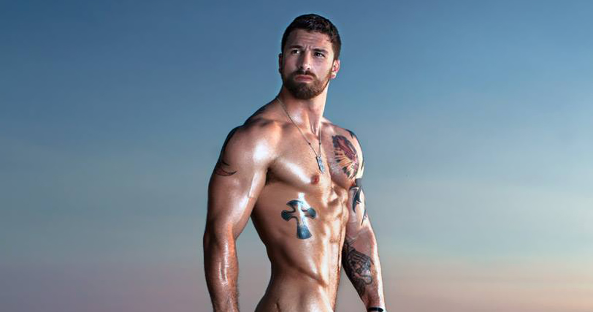 Sexy Wounded War Veterans Show They're Confident Enough To