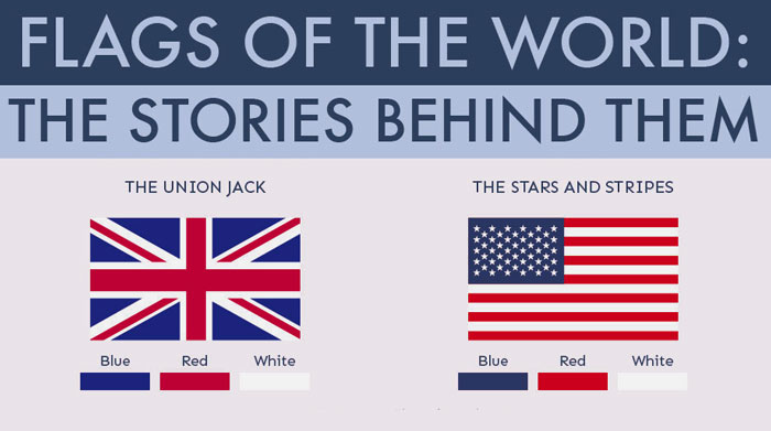 24 Flags Of The World And The Stories Behind Them