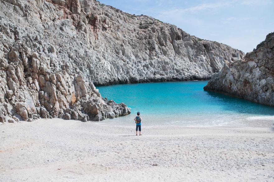 I Found My Paradise In Crete's Wild Beaches
