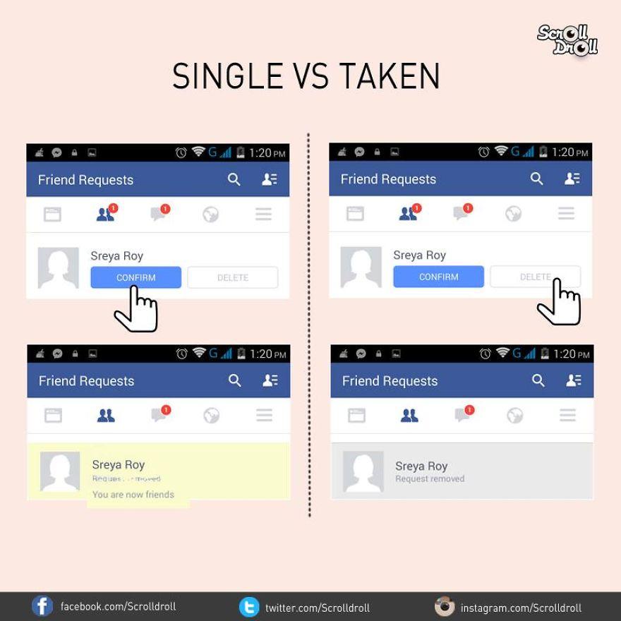 Single guys on facebook