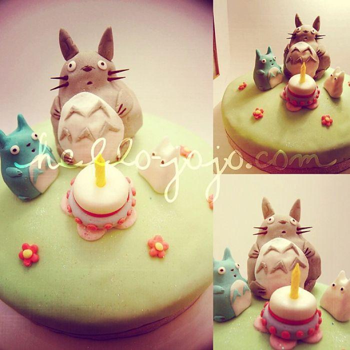 Totoro Party!