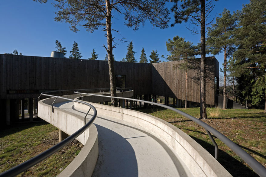 Corno De Bico Nature Interpretation Centre | Paredes De Coura, Portugal | Atelier Da Bouça
