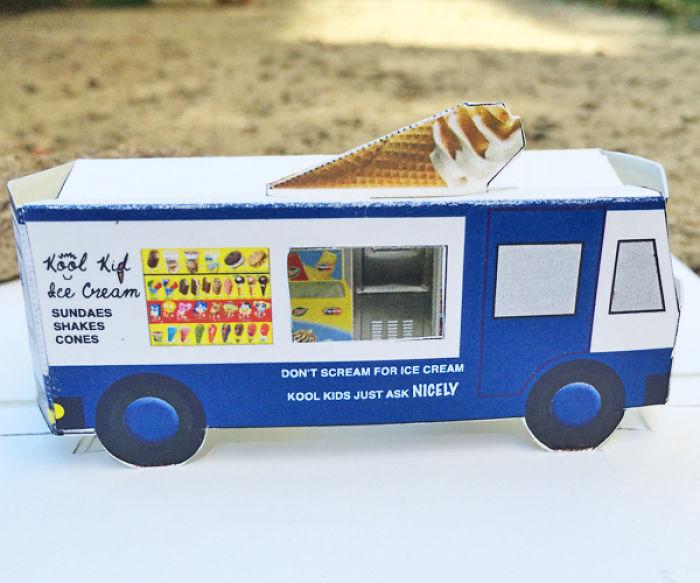Ice Cream Truck To Go