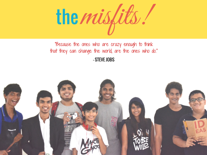 The Misfits!